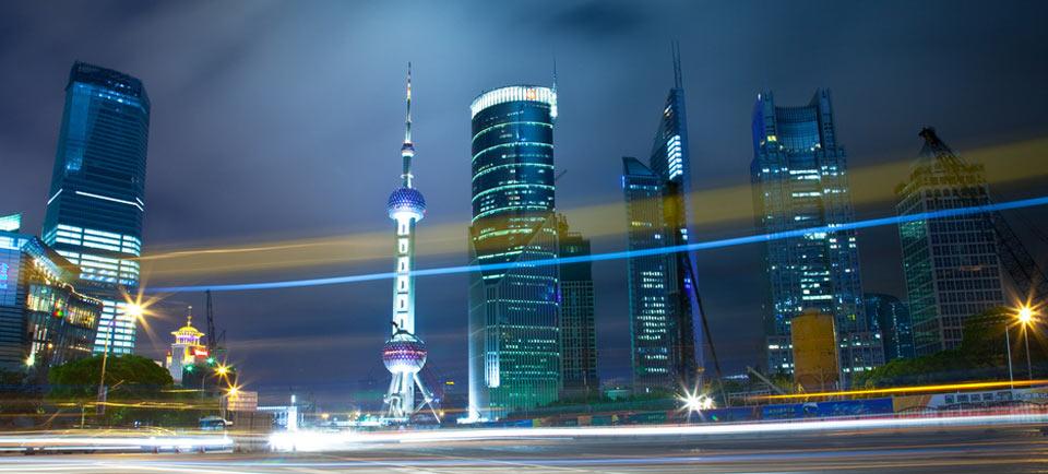 china-night
